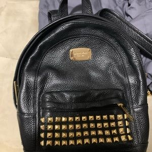 Michael Kors Mini Studded Backpack